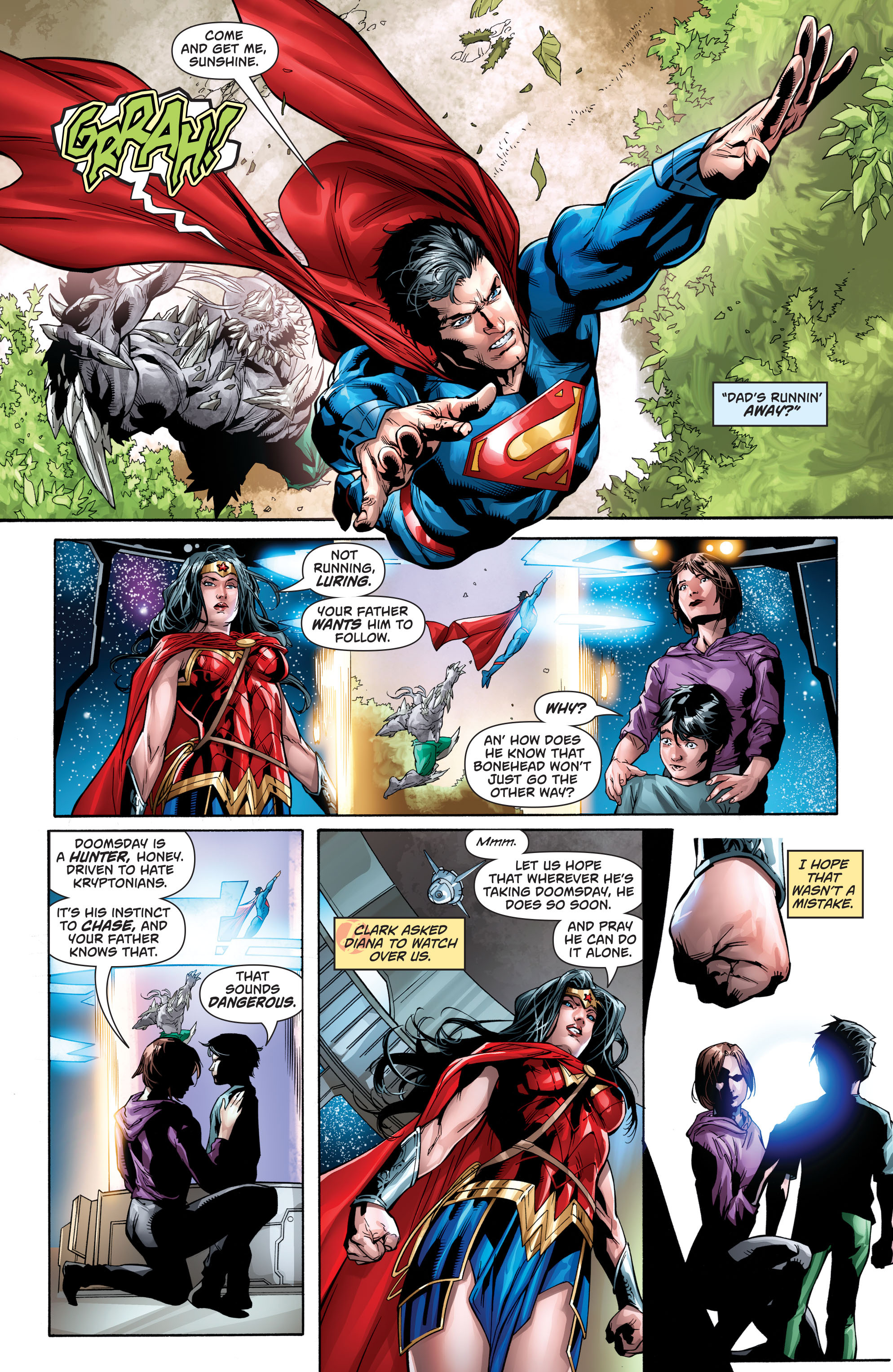 Read online Action Comics (2016) comic -  Issue #962 - 9
