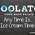 Coolato Gelato | Any Time Is Ice Cream Time