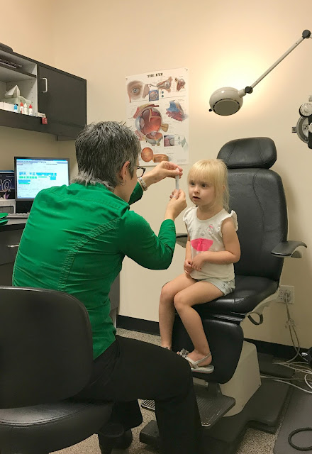 Back-to-School with Visionworks and PAW Patrol, eye exams for kids, PAW Patrol at Visionworks, eye exams for kids, when do you take kids to the eye doctor, eye doctor for kids, eye exam tips for kids