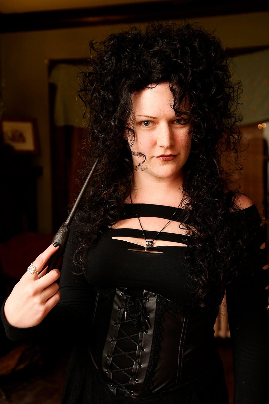 Becky S Babble Bellatrix Lestrange Costume