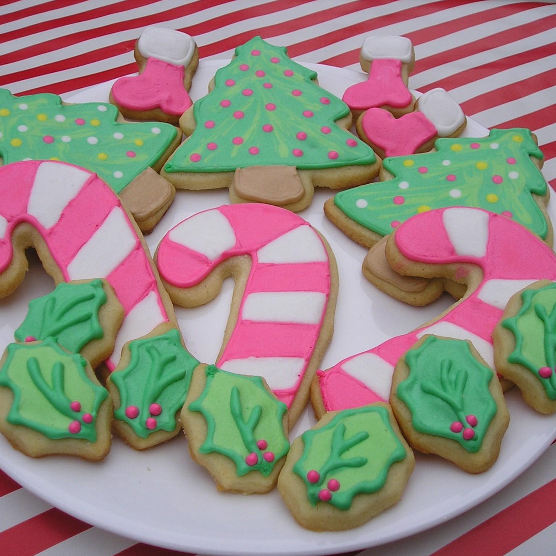 Sugar Dot Cookies Christmas Cookies 2011
