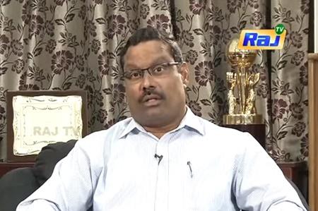Vaimayin Vatham – Chennai Corporation Commissioner Karthikeyan's Exclusive Interview