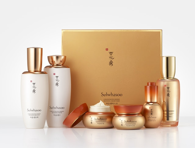New Additions, Sulwhasoo Concentrated Ginseng Renewing Line, Sulwhasoo, Korean Skincare, Korean Ginseng Skincare, Sulwhasoo Concentrated Ginseng Renewing Serum, Sulwhasoo Concentrated Ginseng Renewing Cream EX, Sulwhasoo Concentrated Ginseng Renewing Water, Sulwhasoo Concentrated Ginseng Renewing Emulsion, k beauty, Beauty