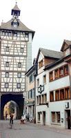 Scnetztor; Hussenstraße; Torre; Puerta; Tower; Konstanz; Constanza; Baden-Württemberg