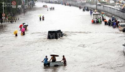 CATAT..!!! Soal Banjir , Ini 6 Tantangan Ahok kepada Tuhan