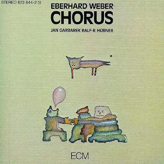 Eberhard Weber - 1985 - Chorus