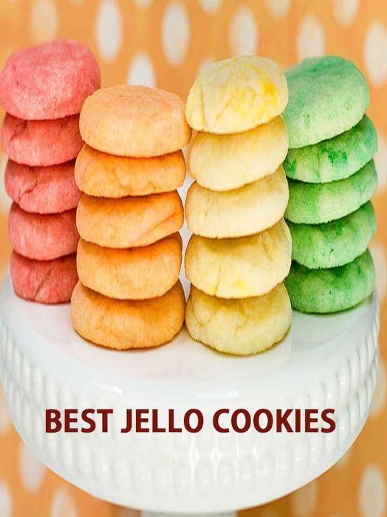Best Jello Cookies
