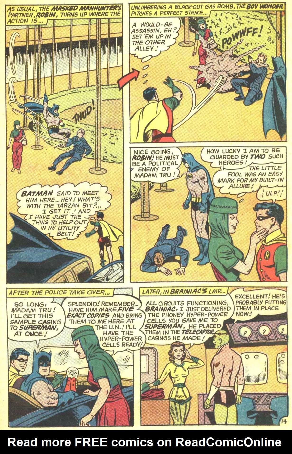 Read online World's Finest Comics comic -  Issue #164 - 19