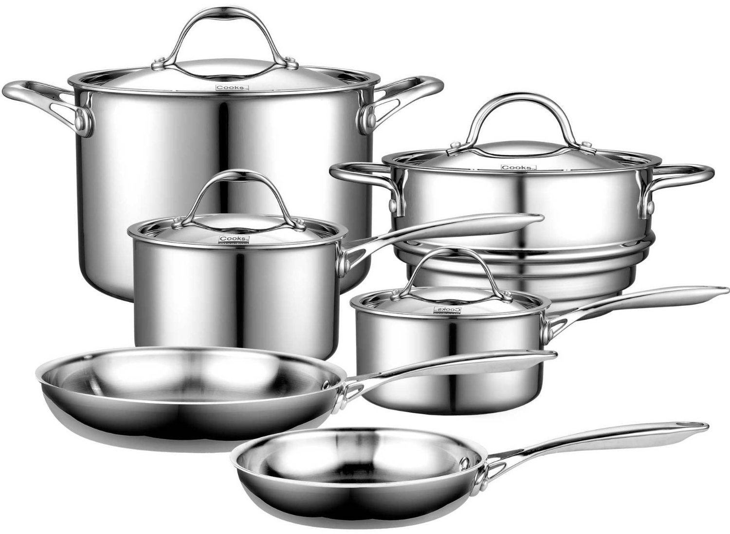 kitchen cookware sets danze parma faucet design gallery stainless steel cooking utensils