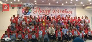 Reuni SMEA Negeri '94, Jadi Pembuka Komunikasi Antar Alumni