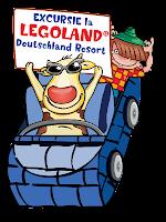 Castiga o excursie la Legoland in Germania + premii zilnice