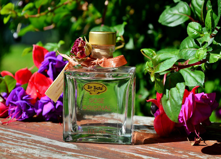 Dr Beta Różane kosmetyki do pielęgnacji twarzy - Woda Różana