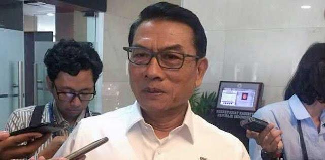 Moeldoko: People Power yang Ancam Kedaulatan Negara akan Berhadapan dengan TNI