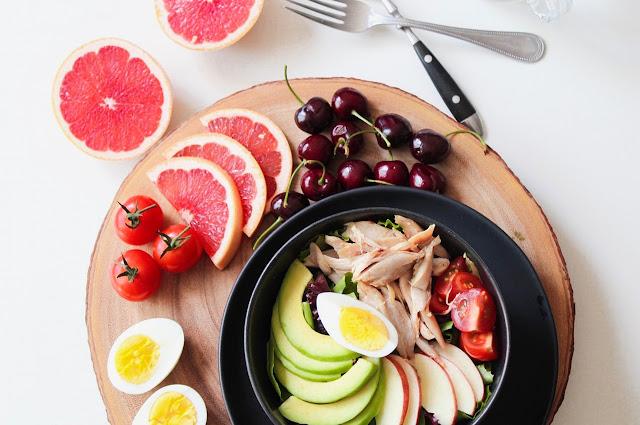 Menjaga Asupan Makanan