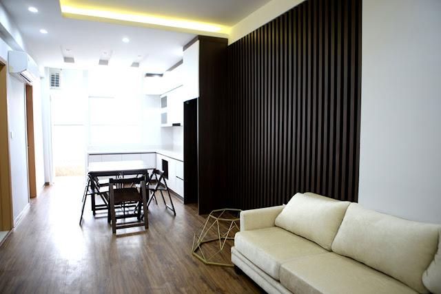 Thiết kế nội thất chung cư Thanh Hà Mường Thanh