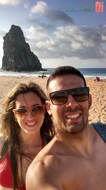 Fernando de Noronha - Praia Cacimba do Padre e Praia dos Porcos