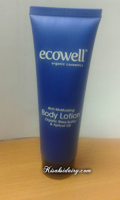 lotion ecowell