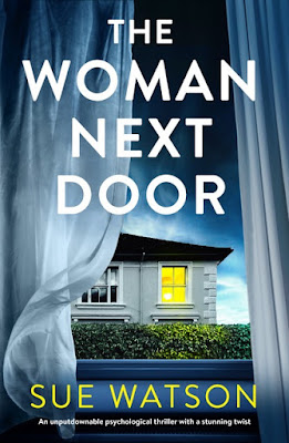 The Woman Next Door by Sue Watson - Books On Tour