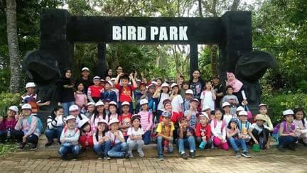 Taman Burung Lembah Hijau Lampung