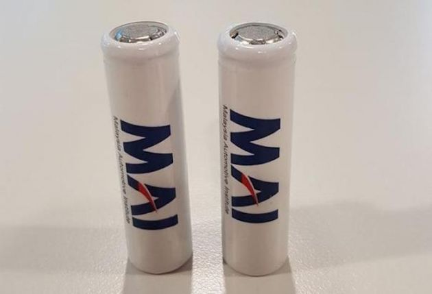 Made-In-Malaysia Li-Ion Battery/ 18651 Cell