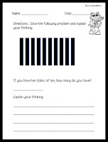 Partyin' with Primaries: 2nd Grade Math Tips, Freebies and