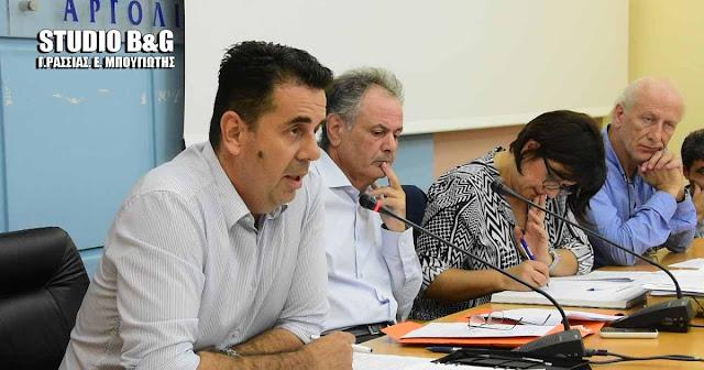 Δημοτικό Συμβούλιο στο Ναύπλιο στις 3 Μαϊου με 31 θέματα