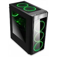 Gearbest  Segotep Wider X3 Computer Case / Box - BLACK