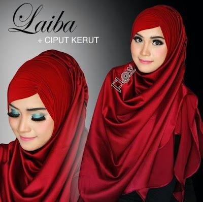 Hijab Instan Modifikasi Modern