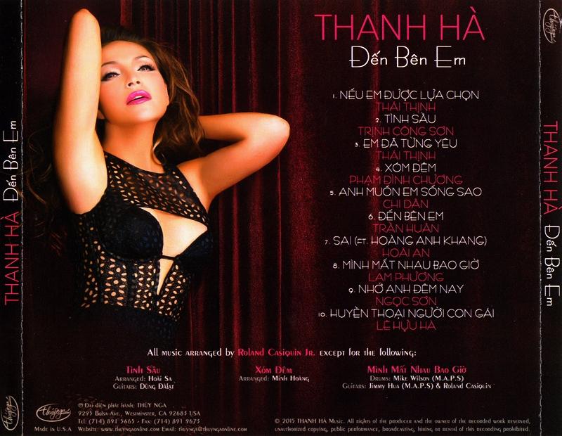 Thúy Nga CD - Thanh Hà - Đến Bên Em (NRG)