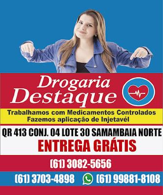 DROGARIA DESTAQUE