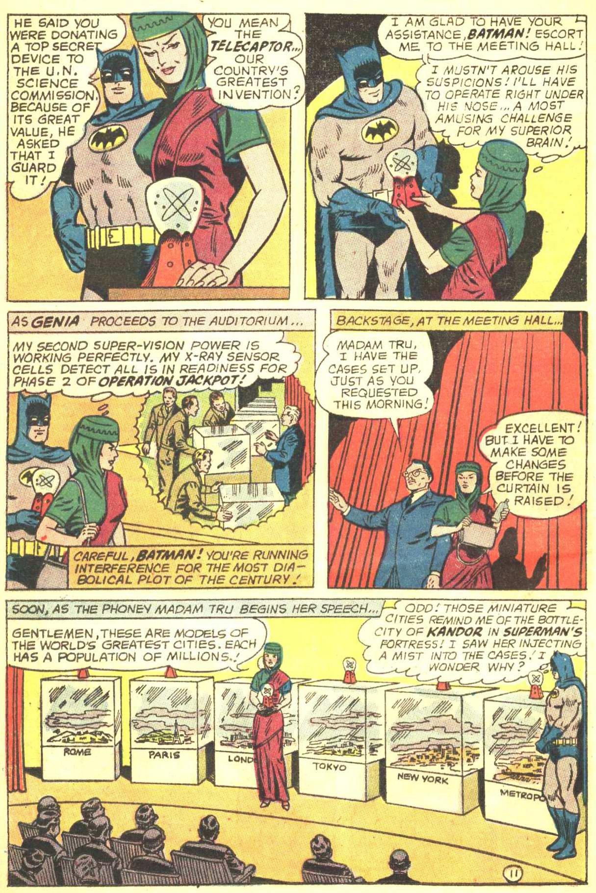 Read online World's Finest Comics comic -  Issue #164 - 16