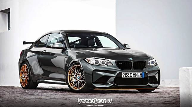 BMW M2 GTS Rumor Release March 2019