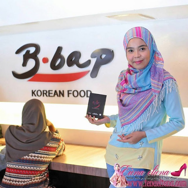 B Bap Korean at Nu Sentral