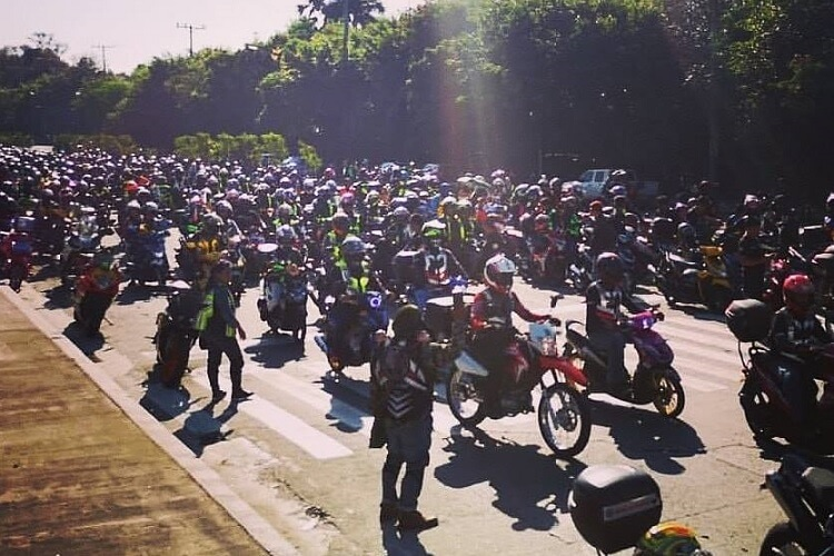 120,000 Riders Unite Against Double Plate Law