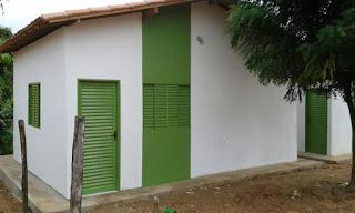 Prefeitura de Picuí em convenio com a Funasa, realizará a restauração de unidades habitacionais no município
