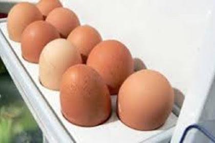 Masih Menyimpan Telur Dipintu Kulkas, Kenali Bahayanya