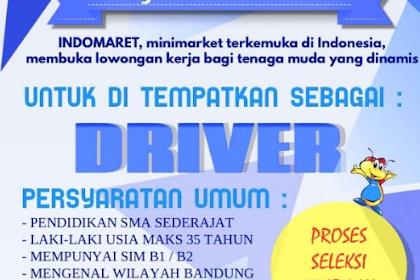 Lowongan Kerja di Inomaret Bandung Terbaru Mei 2019