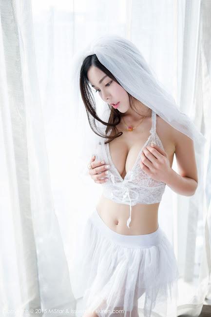 MiStar Vol.048 - Người mẫu Chen Jiaxi