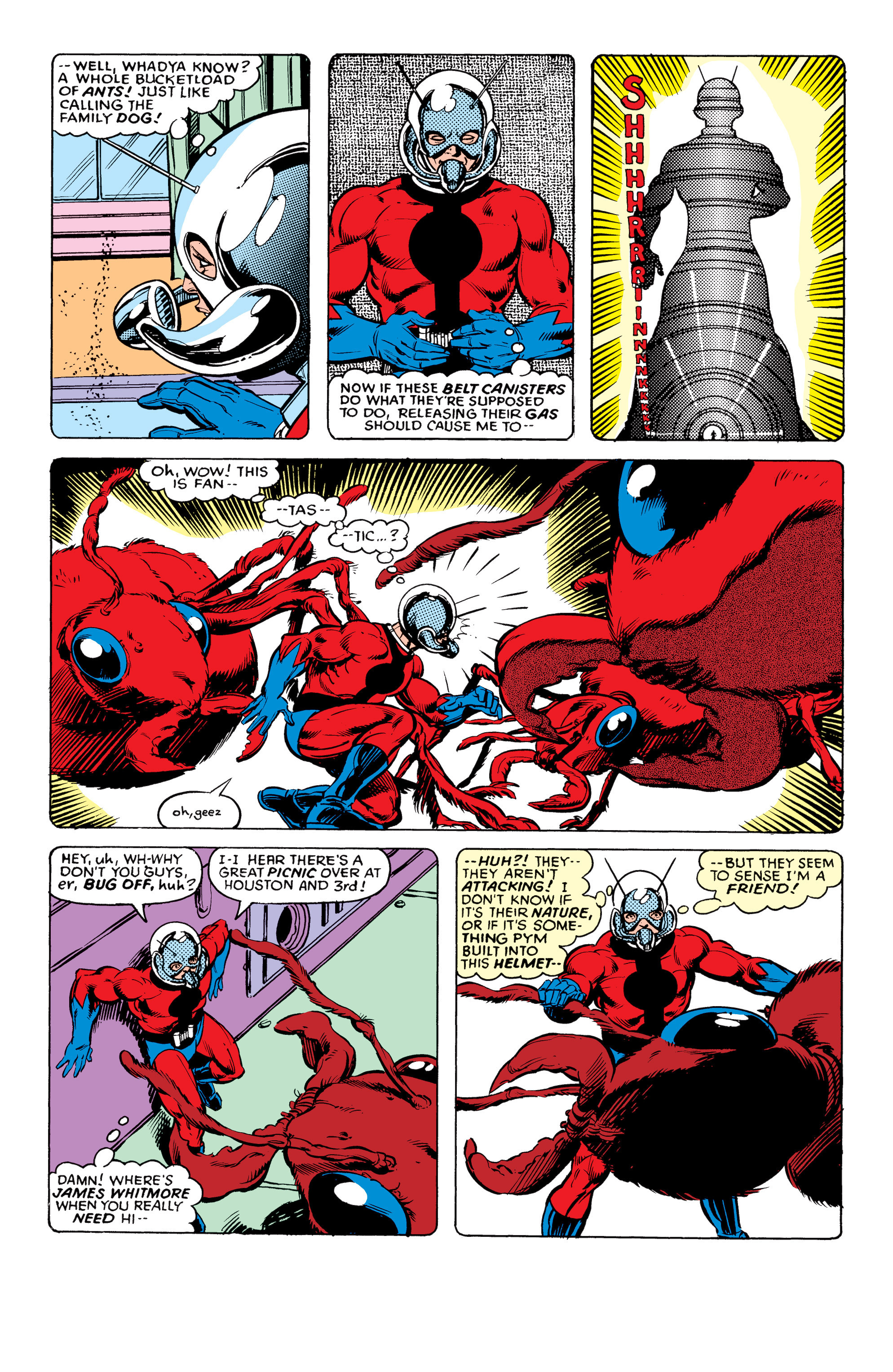 Read online Ant-Man comic -  Issue #Ant-Man _TPB - 13