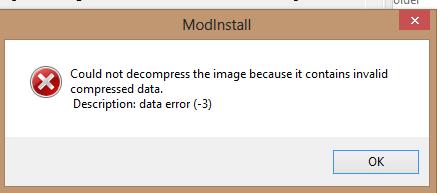 Data Erro