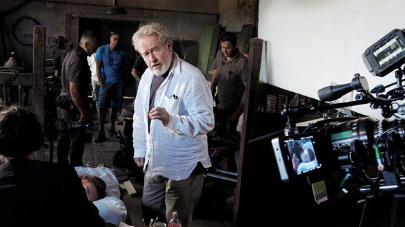 Ridley Scott: I haven't ruled out Harvey Weinstein making a comeback