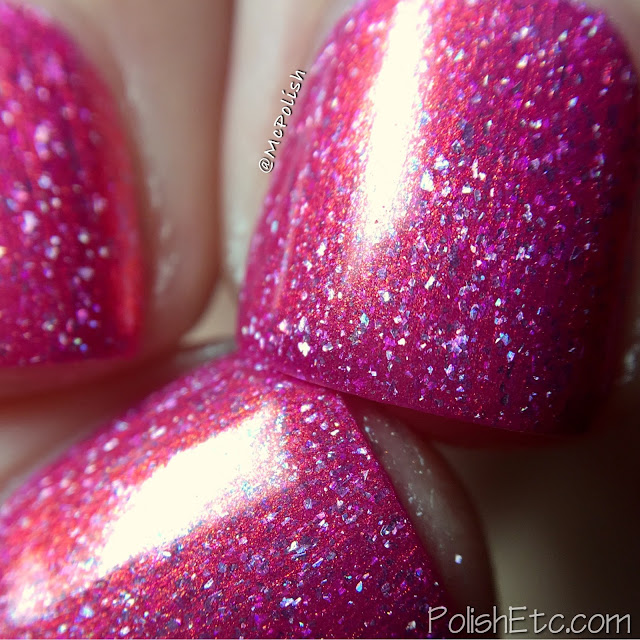 KBShimmer - Summer Vacation Collection - McPolish - Flock This Way