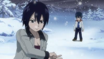 Pengguna sihir es dalam Anime Fairy Tail 7 Pengguna Sihir Es Fairy Tail