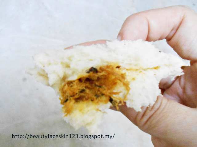 HIGH FIVE  POCKET SANDWICH CHICKEN FLOSS SEAWEED
