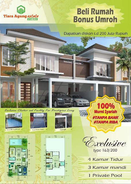 Rumah Colomadu Estate (Ayo Buruan Karena Tinggal 8 unit lagi)