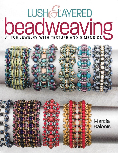 33be3f970814 Book Review and Giveaway   Lush Layered Beadweaving - The Beading ...