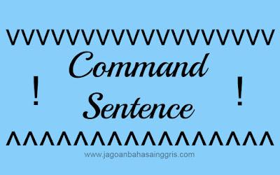 bertemu lagi dengan kami di jagoanbahasainggris Materi dan Soal Bahasa Inggris 'Command' (Perintah) Kelas 7 SMP