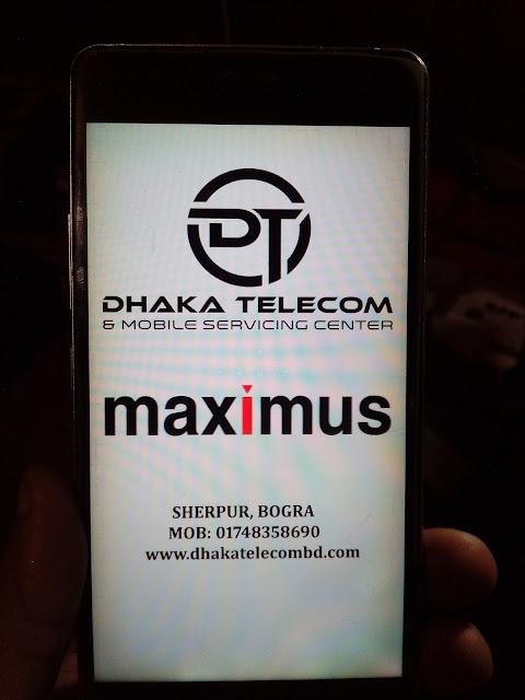 Maximus Aura 66 100% Tested Flash | Dhaka Telecom