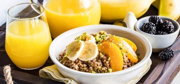 Можно ли похудеть на гречке с фруктами