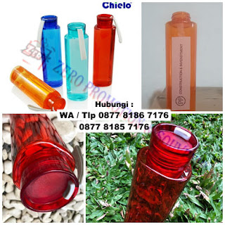 Jual souvenir tumbler Pina Hydration Water Bottle, Botol Minum Tumbler Chielo Pina Hydration Water 500 ml